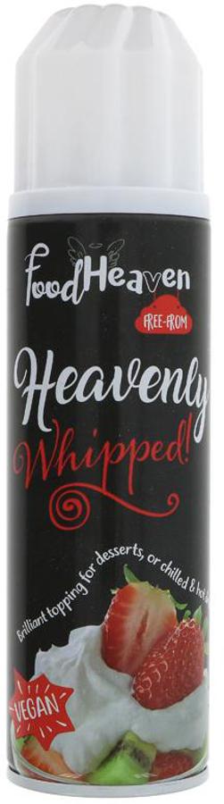 Food Heaven Heavenly Vegan Whipped Spray Cream - 200ml