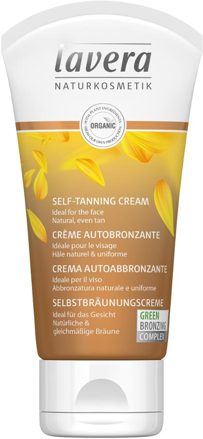 a06805bce8e Lavera Self-Tanning Face Cream - 50ml - Lavera