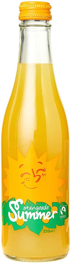 Karma Cola Summer Orangeade - 330ml