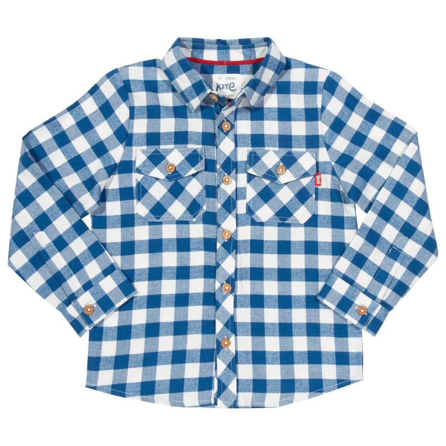 Kite Check Shirt