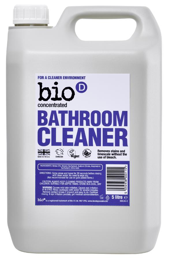 Bio D Bathroom Cleaner - 5L