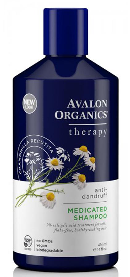 Avalon Organics Anti-Dandruff Shampoo - 414ml