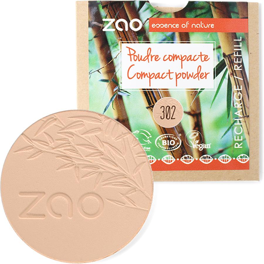Zao Compact Powder Refill - 9g