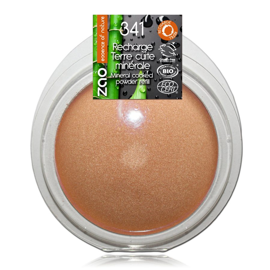 Zao Cooked Powder Refill - 15g