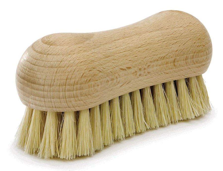 Eddingtons Valet Natural Bristles Scrubbing Brush