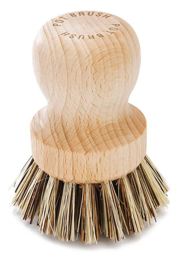 Eddingtons Valet Plant Fibre Pot Brush