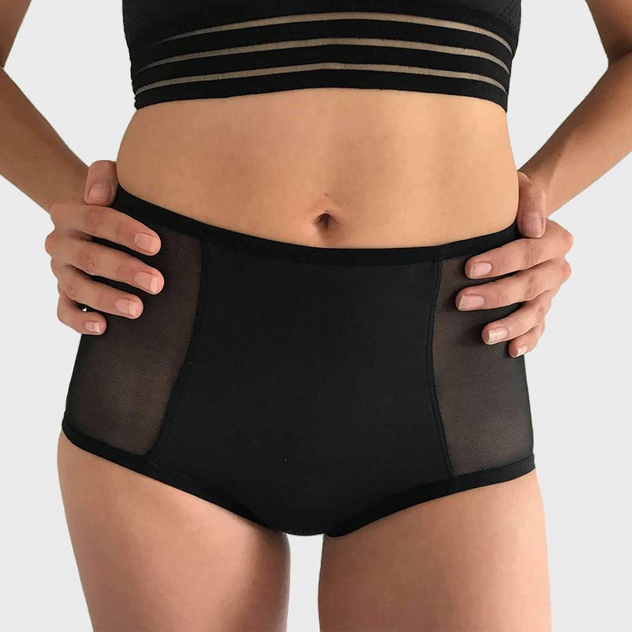 Flux Period Proof Underwear Hi Waist Flux Undies