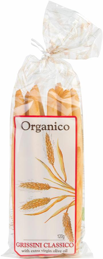 Organico Classic Grissini - 120g