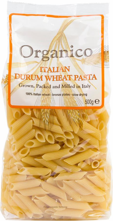 Organico White Penne Pasta - 500g