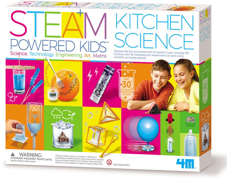 STEAM - Kitchen Science