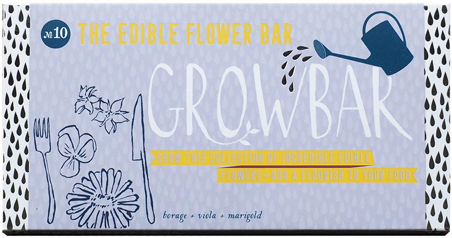The Edible Flowers Growbar
