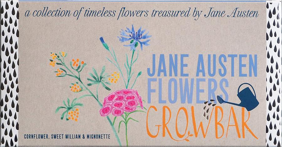 The Jane Austen Flowers Growbar