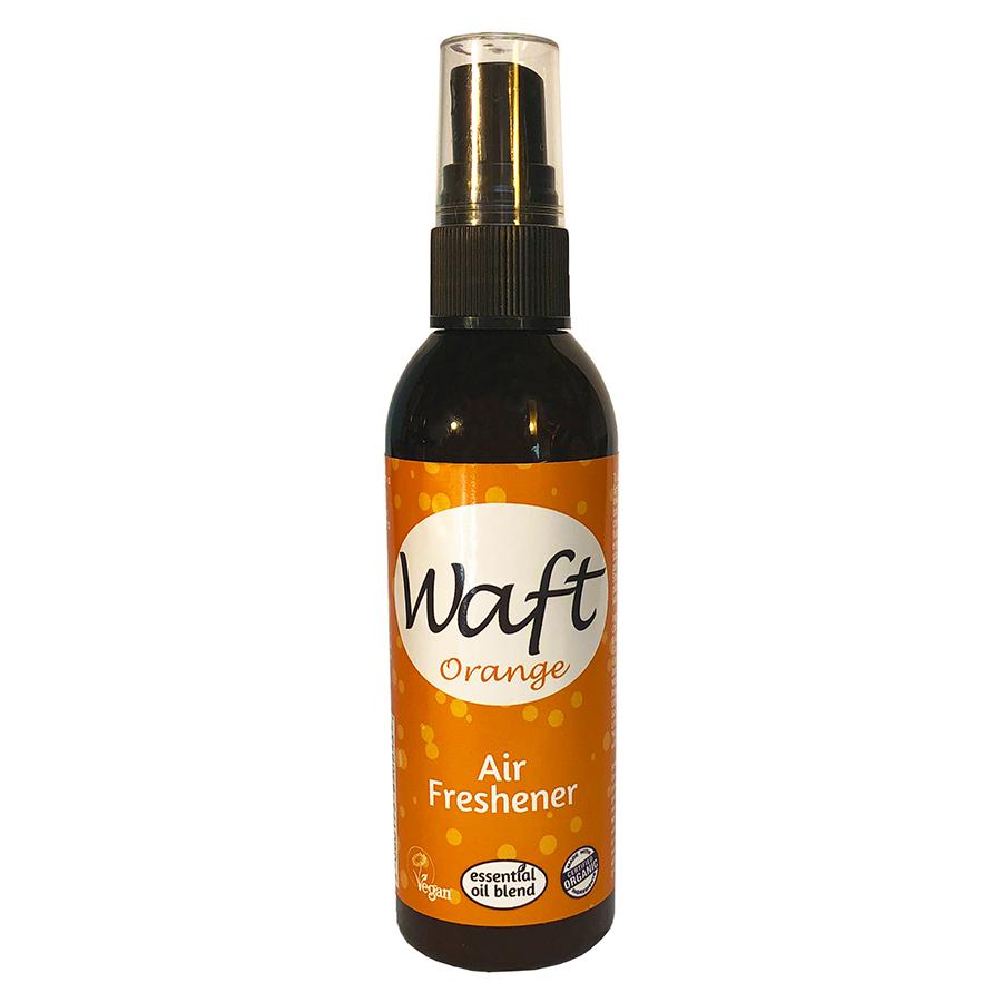 Waft Orange Air Freshener - 100ml