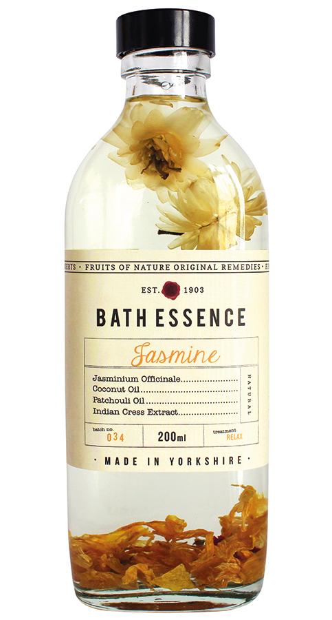 Fruits of Nature Jasmine Bath Essence - 200ml