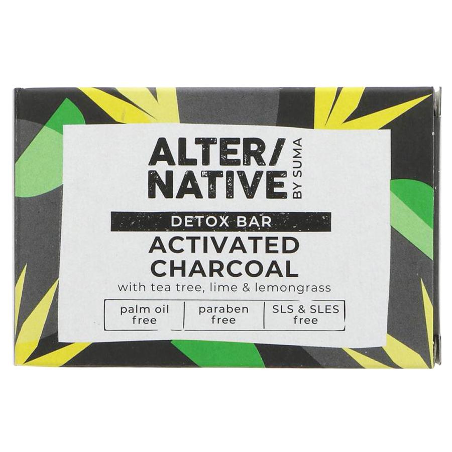 Alternative by Suma Detox Soap Bar - 95g