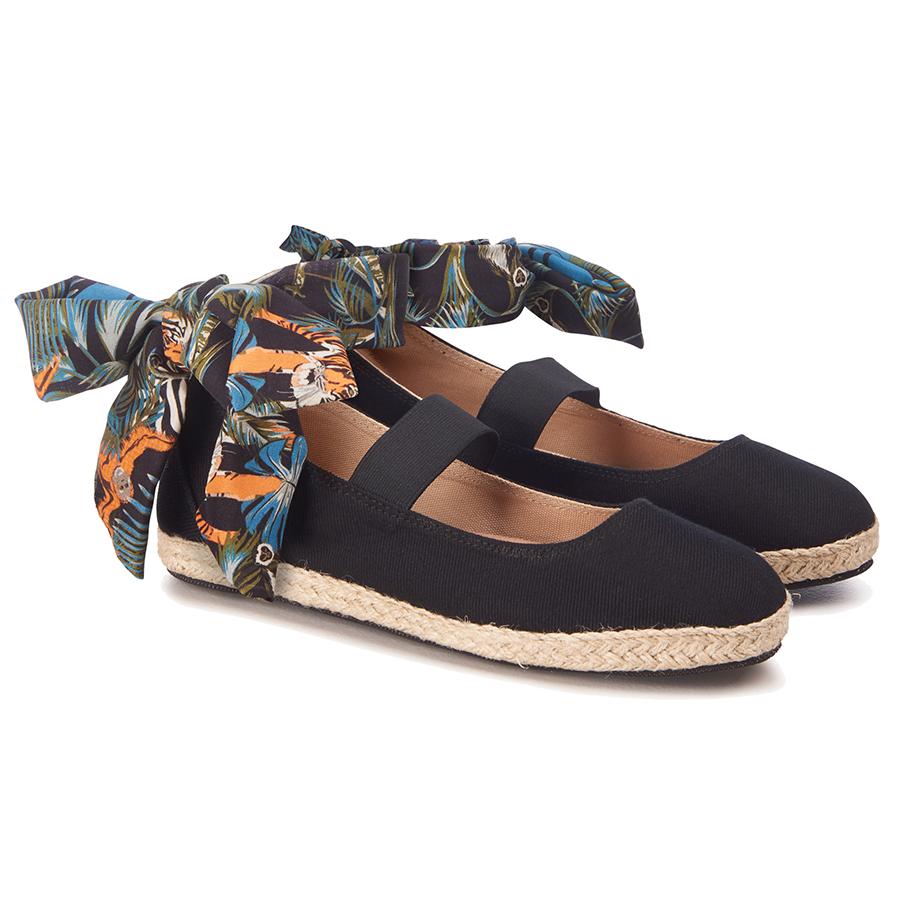Komodo Bow Tie Ballet Shoes