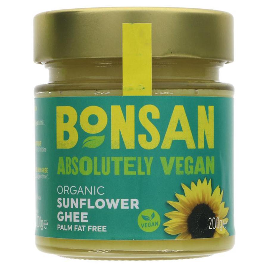 Bonsan Organic Sunflower Ghee - 200g