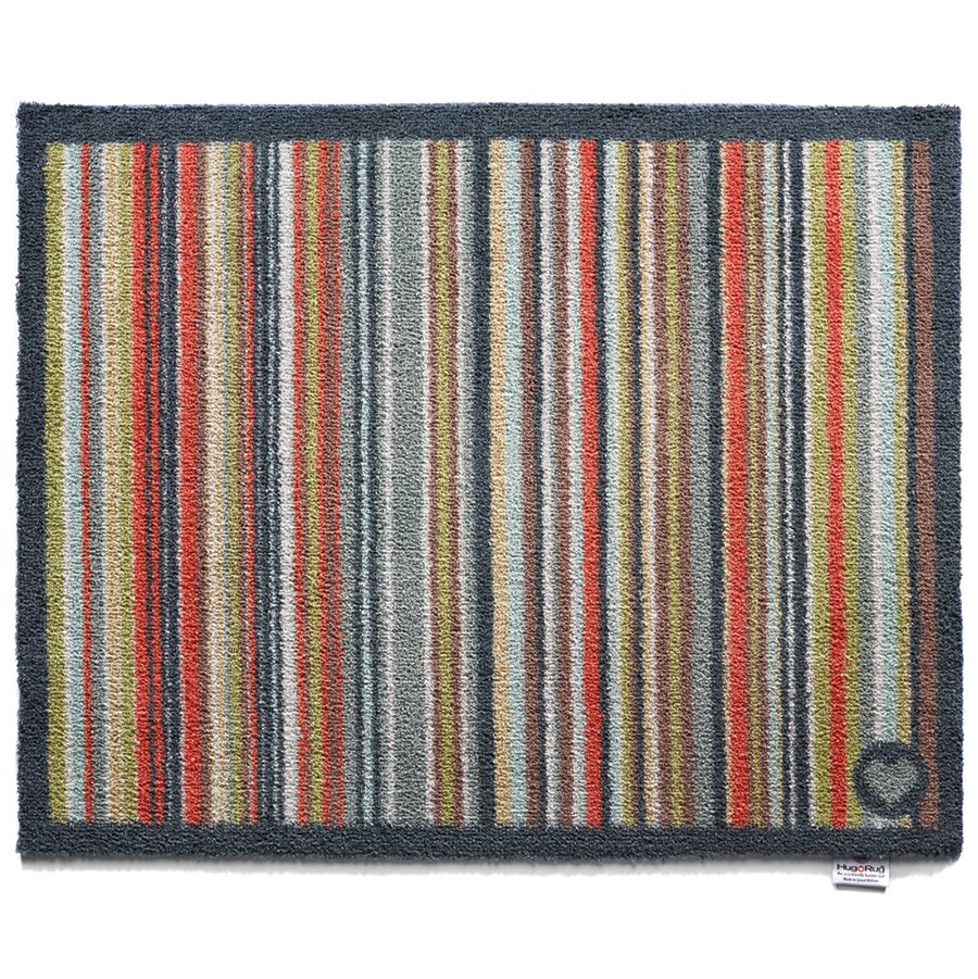 Multi Stripe Doormat - 65 x 85cm