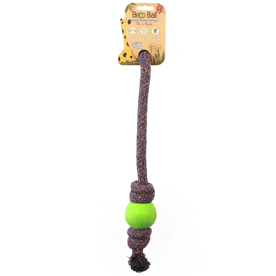 Beco Ball on a Rope - Small