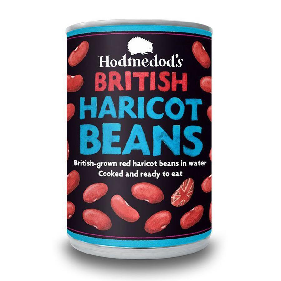 Hodmedods British Haricot Beans in Water - 400g