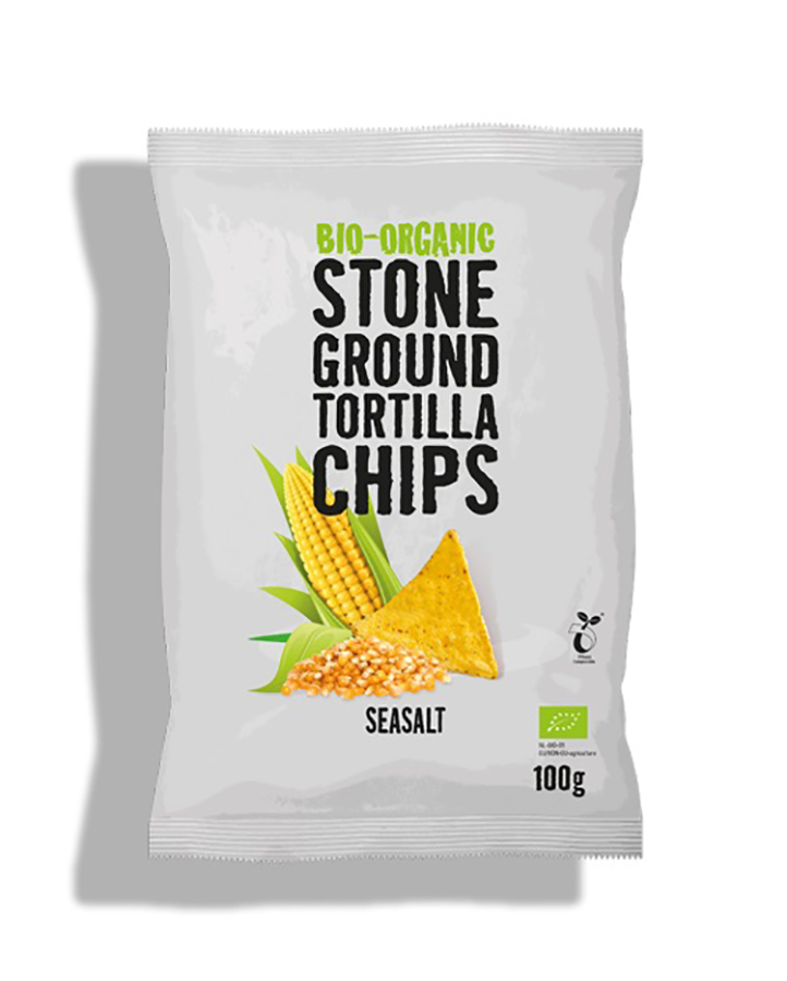 Trafo Stone Ground Natural Tortilla Chips - 100g