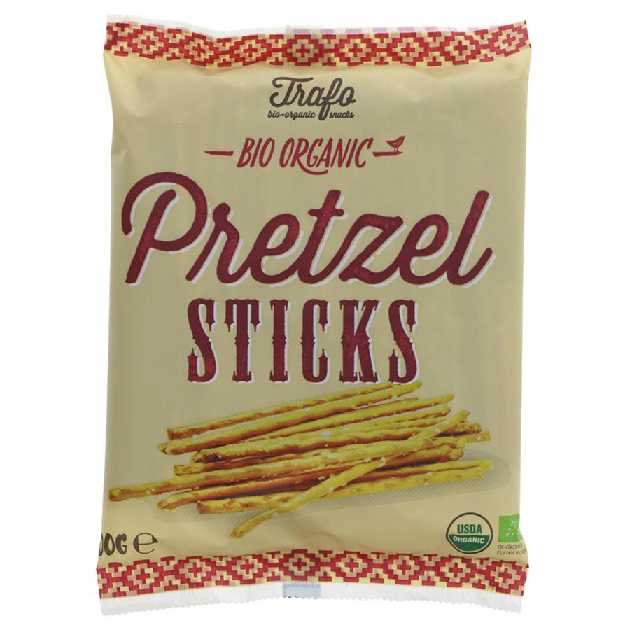 Trafo Pretzel Sticks - 100g