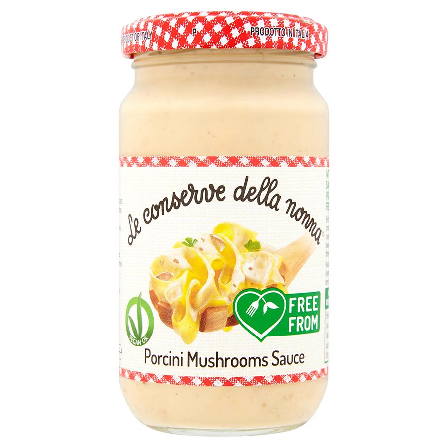 Le Conserve Della Nonna Porcini Mushroom Sauce - 190g
