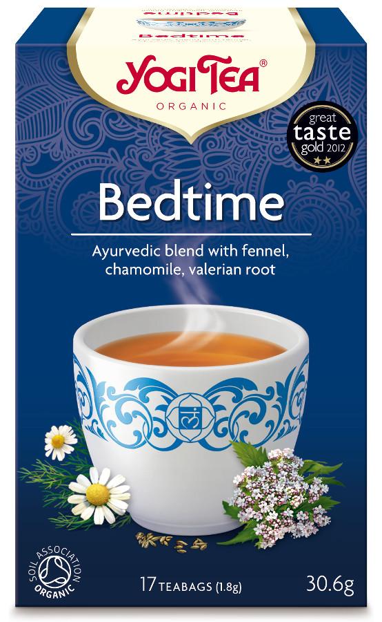 Yogi Organic Bedtime Tea - 17 Bags