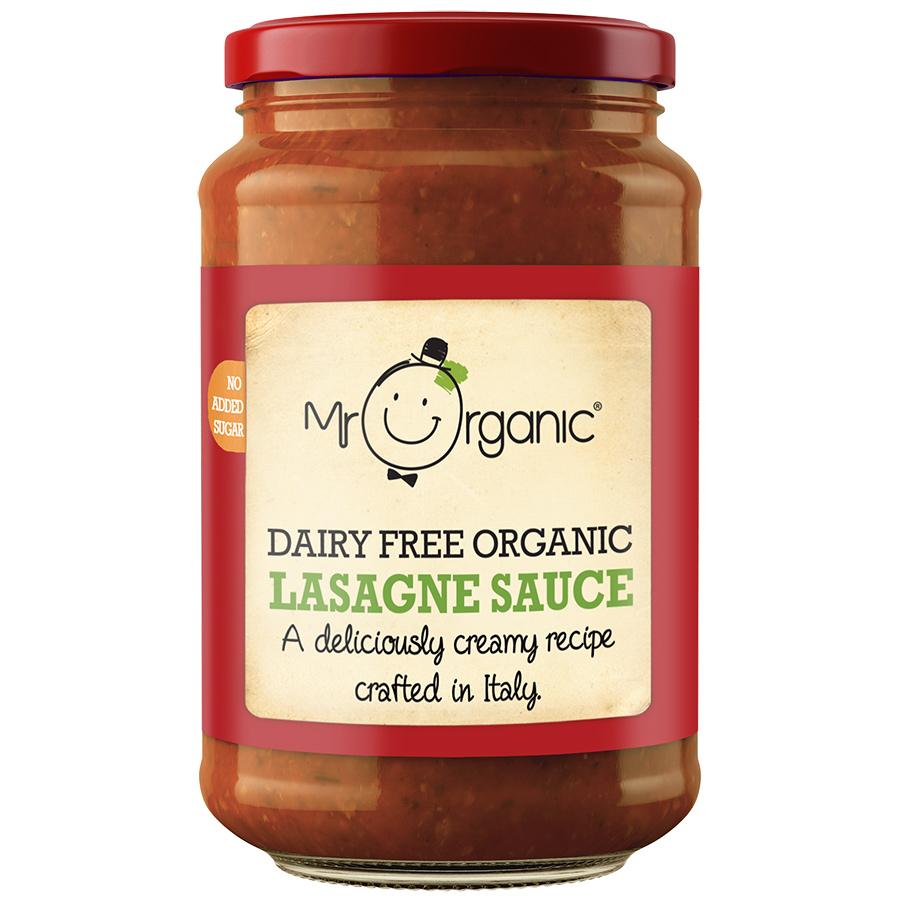 Mr Organic Lasagne Sauce - 350ml