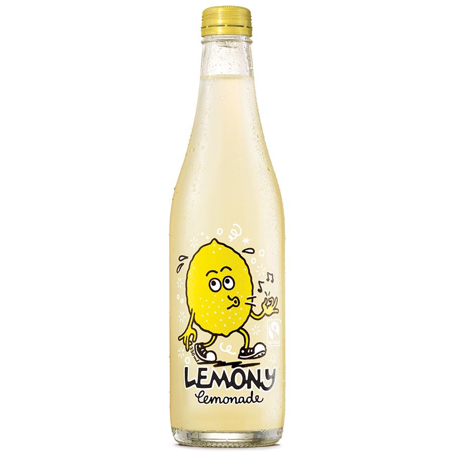 Fairtrade Lemony Lemonade - 300ml