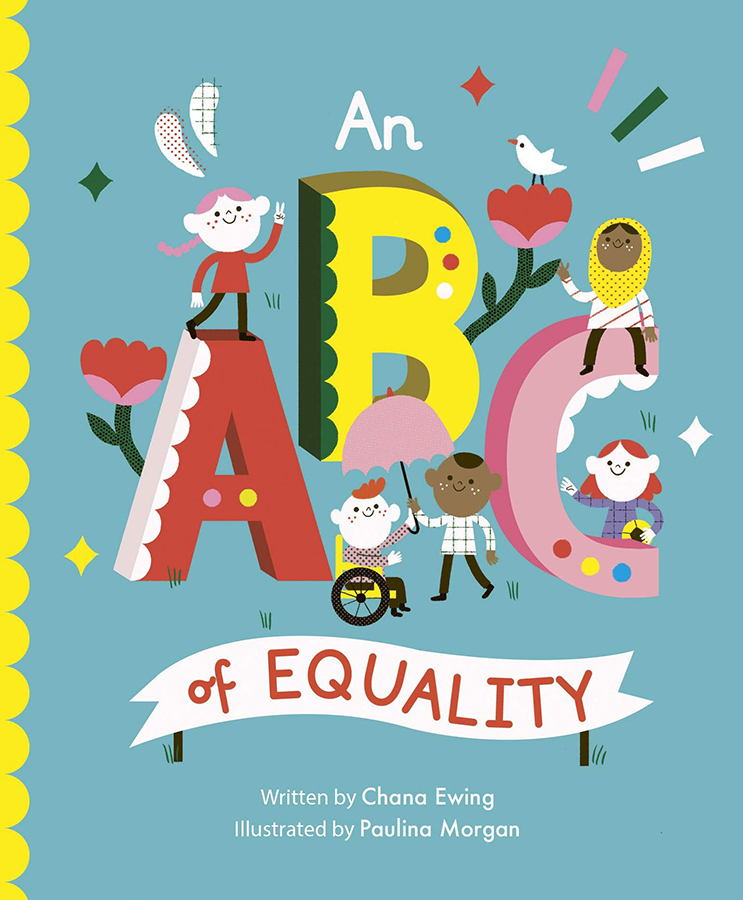ABC of Equality Hardback Book
