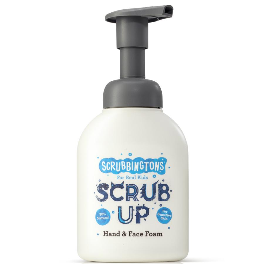 Scrubbingtons Hand & Face Foam - 200ml