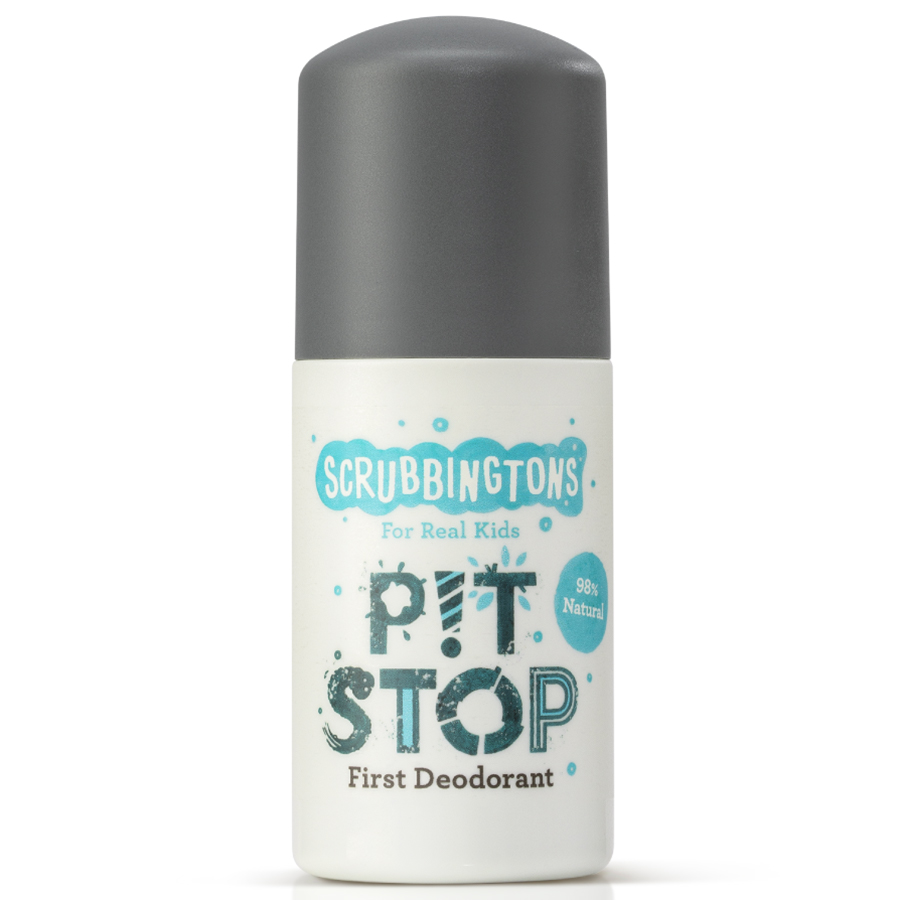 Scrubbingtons Roll-On Deodorant - 50ml
