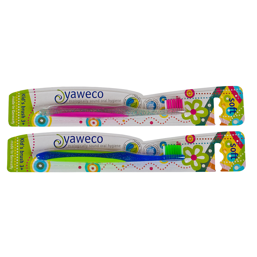 Yaweco Childrens Toothbrush - 3yrs +