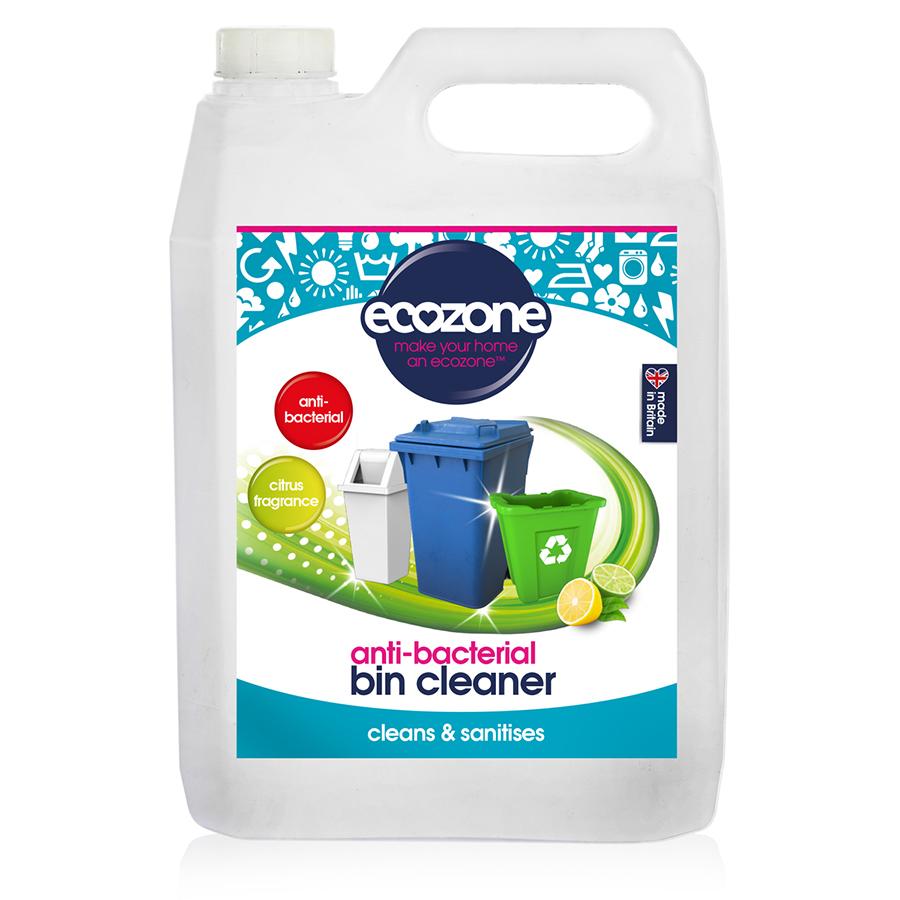 Ecozone Anti-Bacterial Bin Cleaner - 2L