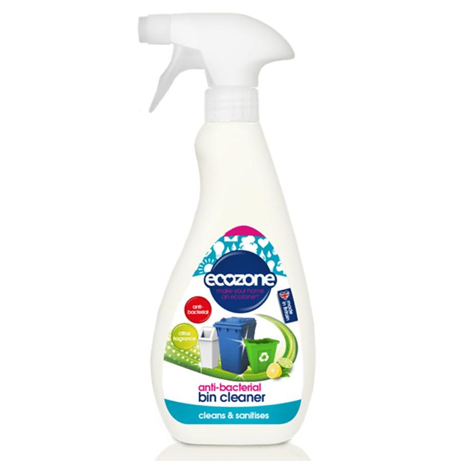 Ecozone Anti-Bacterial Bin Cleaner - 500ml