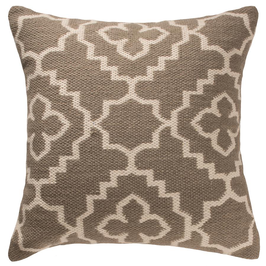 Alhambra Wool Pebble Kilim Cushion Cover - 60 x 60cm