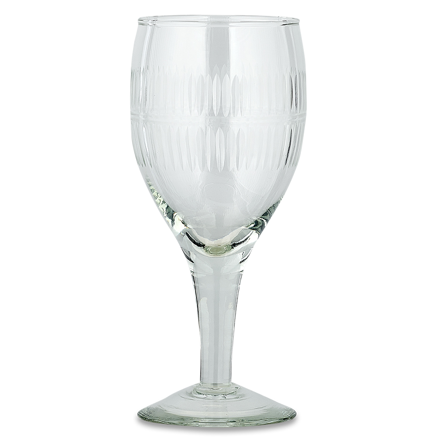 Mila Recycled Wine Glasses - Set of 4