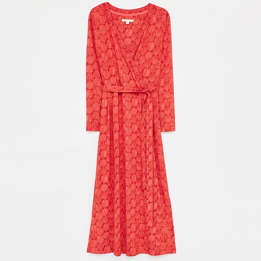 White Stuff Felicity Dress - Red