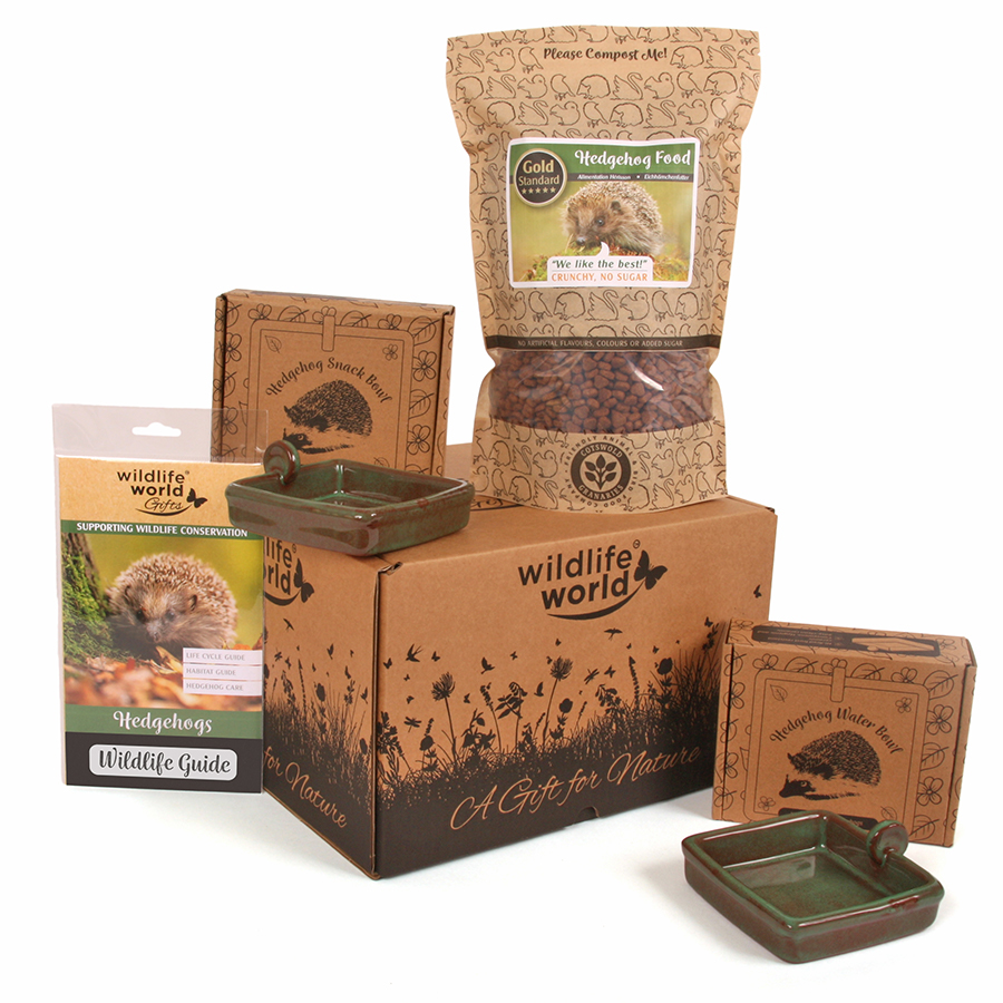 For the Love of Hedgehogs Gift Pack