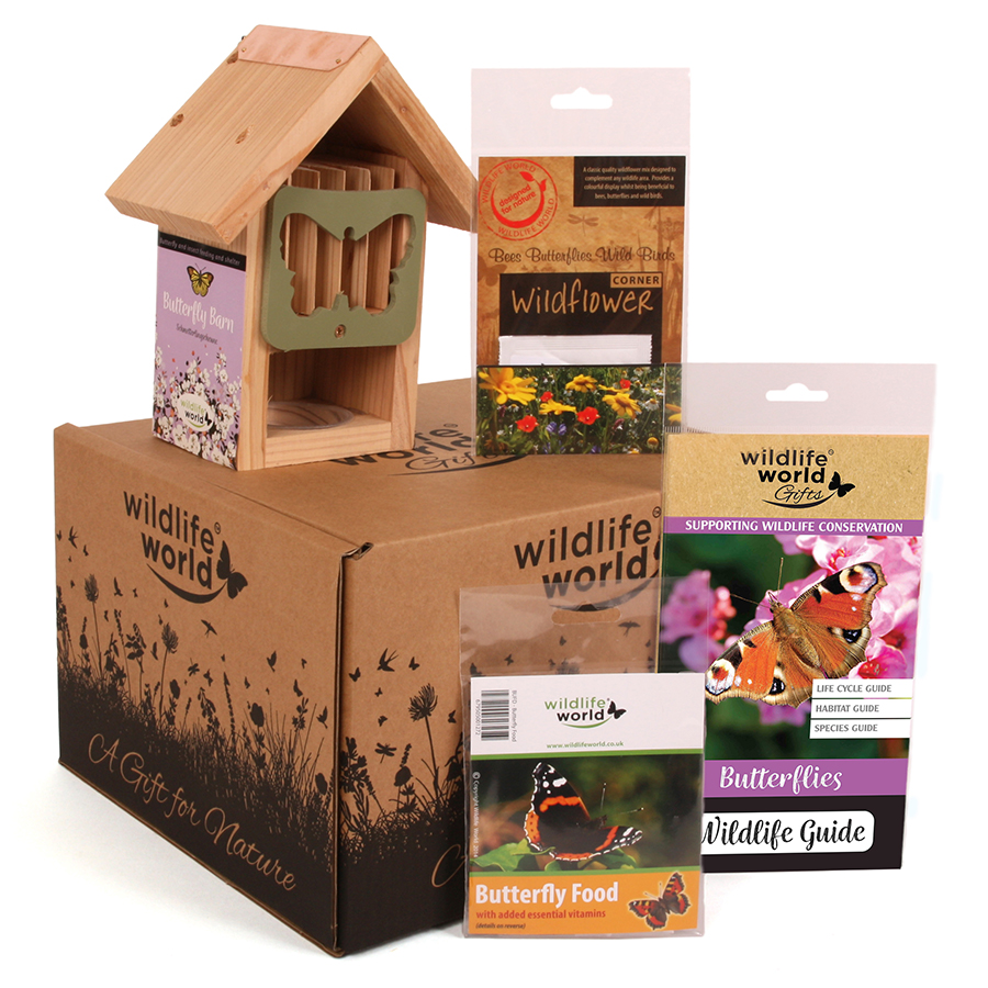 For the Love of Butterflies Gift Pack