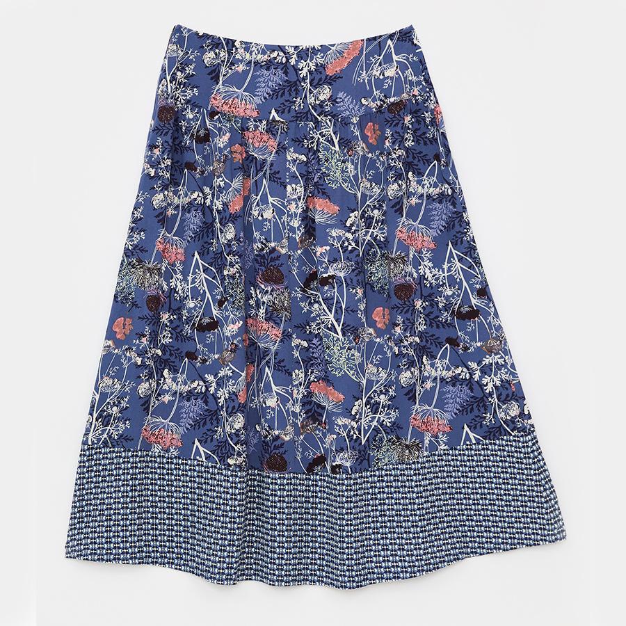 White Stuff Eta Skirt - Navy