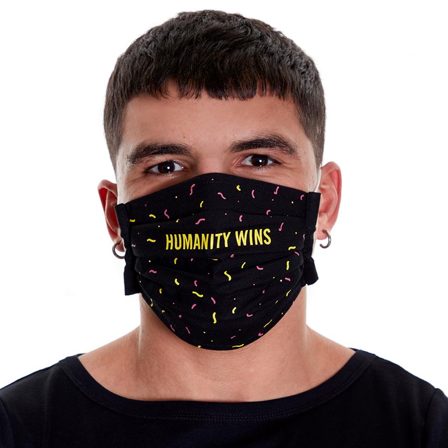 Amnesty Face Mask -