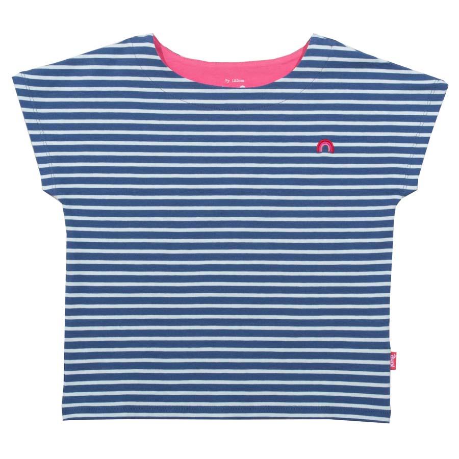 Kite Boxy Breton T-Shirt