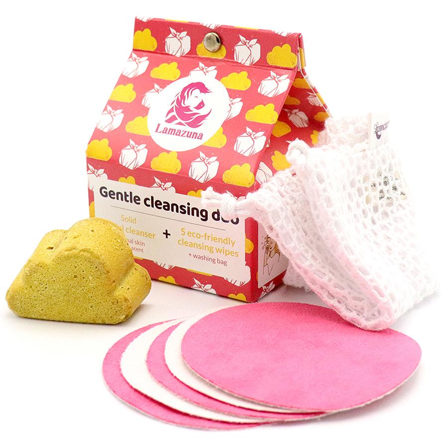 Lamazuna Gentle Cleansing Duo