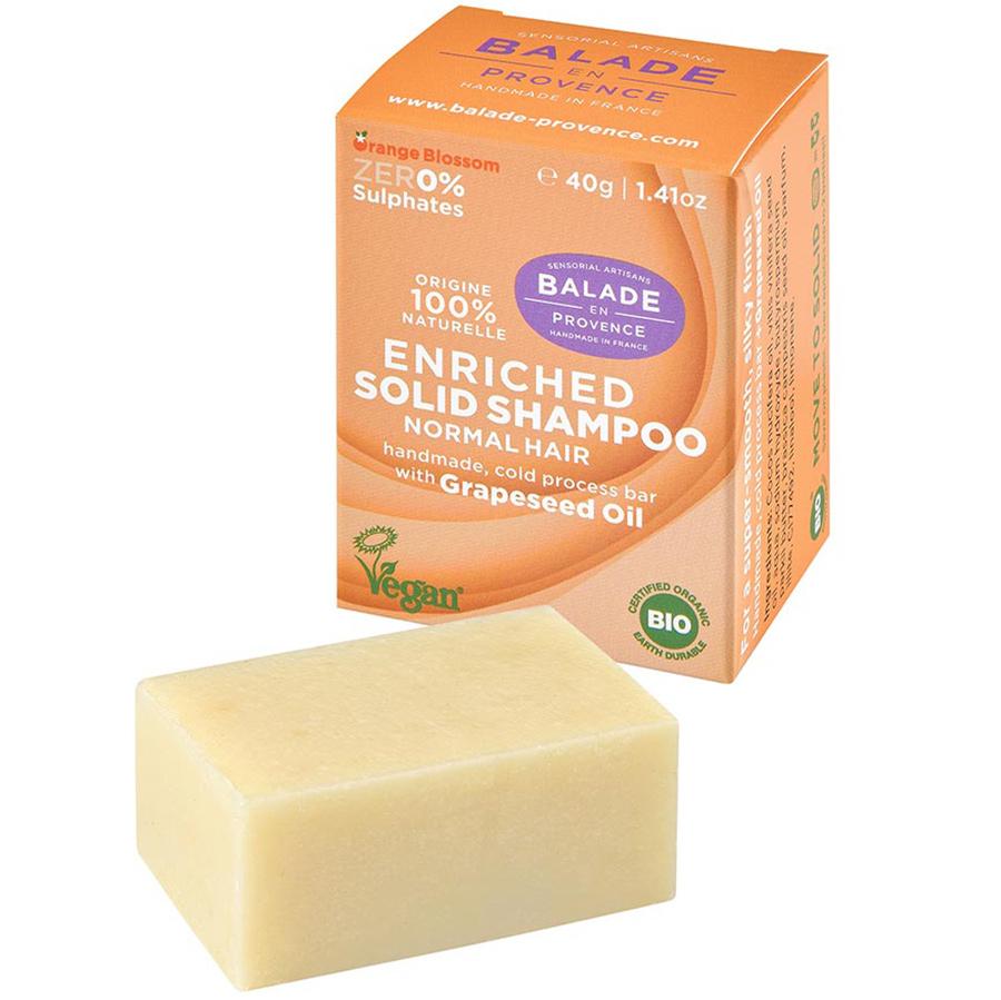 Balade en Provence Enriched Solid Shampoo - 40g