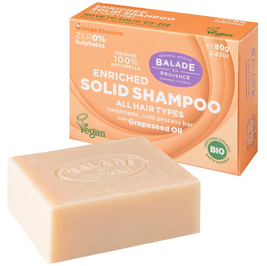 Balade en Provence Enriched Solid Shampoo - 80g