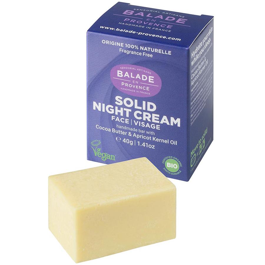 Balade en Provence Solid Night Cream - 40g