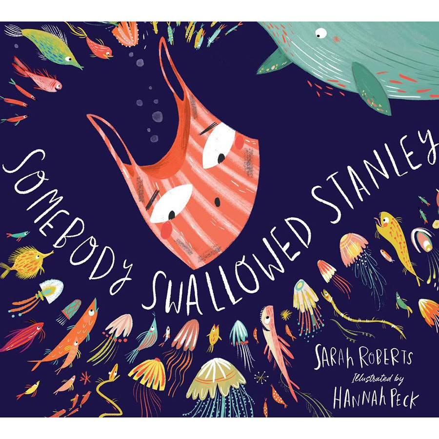 Somebody Swallowed Stanley Paperback Book