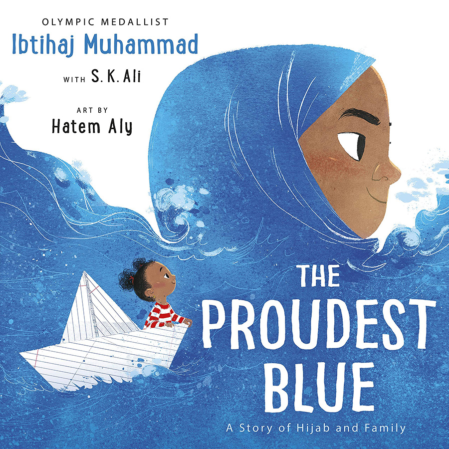 The Proudest Blue Paperback Book